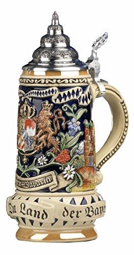 boccale-da-birra-tedesco-bavariastemma-davanti-di-lato-monaco-di-baviera-motto-dio-con-te-tu-paese-d