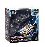 Giochi Preziosi 70183391 - Atomicron Transformer Raumschiff Carbon