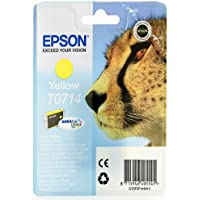 Epson Durabrite Inkjet Cartridge Yellow Ref T071440