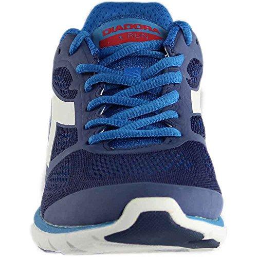Diadora Scarpa Running Sneaker Jogging Uomo X run Saltire navy/azzurro bamb Saltire Navy
