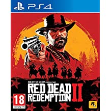 Red Dead Redemption 2  [PlayStation 4] (Sony Eurasia Garantili)