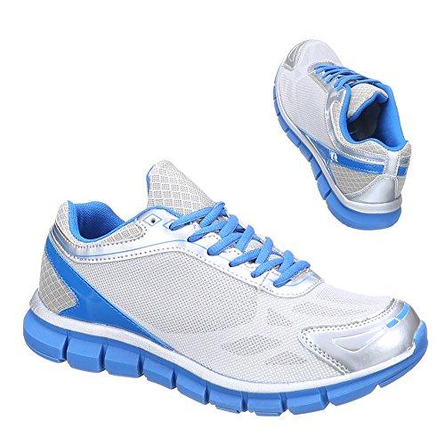 Chaussure, m556, baskets homme Gris - Grau Blau