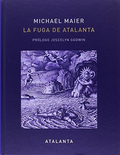 La fuga de Atalanta (IMAGINATIO VERA) por Michael Maier