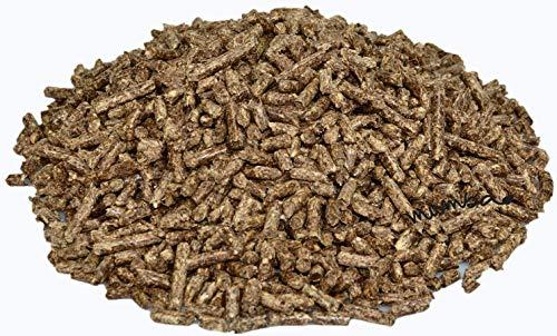 mumba 1 Sack Pellets aus dem Material Fichte/Kiefer, Abgepackt in 15kg straffen Foliensack, für Kamin, Ofen, Herd, Grill oder Lagerfeuer,