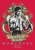 Bruce Lee Flagge Fahne POSTERFLAGGE NUNCHAKU