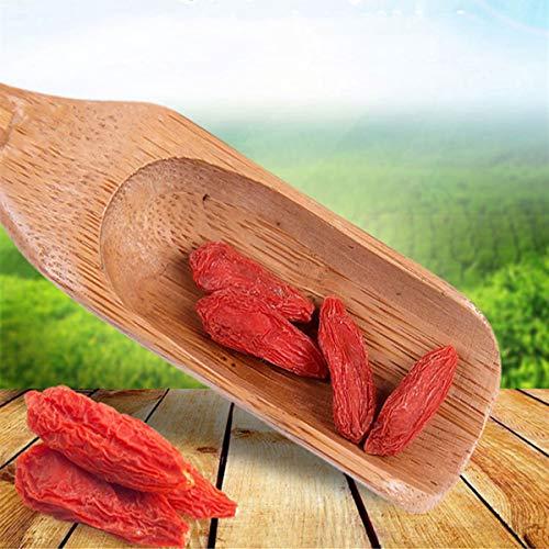 50g (0.11LB) Nuovo tè di bacche di Goji essiccato Nespera Tè alle erbe di oca di Wolfberry biologico Tè biologico alle erbe Tè alle erbe tradizionale Sheng cha Salute