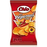 Chio Hot Peperoni Chips, 175 g
