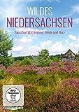 DVD Cover 'Wildes Niedersachsen - Zwischen Wattenmeer, Heide und Harz