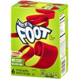 Betty Crocker Fruit By The Foot Strawberry Flavour, 128g
