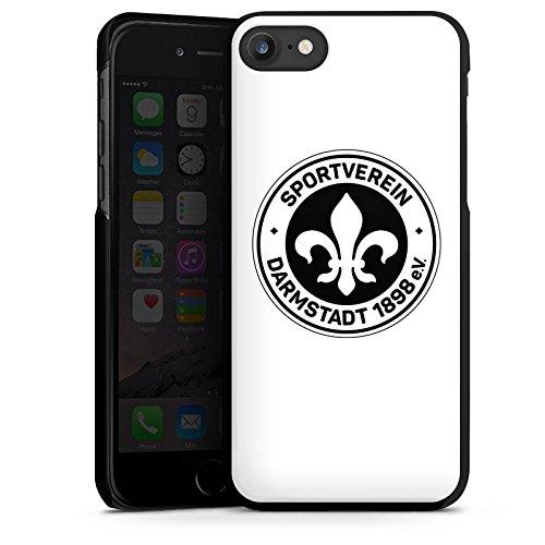 Apple iPhone X Silikon Hülle Case Schutzhülle Fußball Bundesliga Fussball Hard Case schwarz
