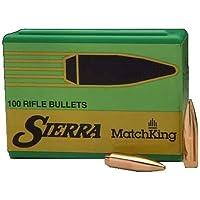 n° 100 palle per carabina rifle bullets marca Sierra cal 6,5 .264 modello match 120 grs match hpbt