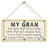 Best Wooden Hearts Friend Creams - My Gran…has a heart that's made of gold! Review