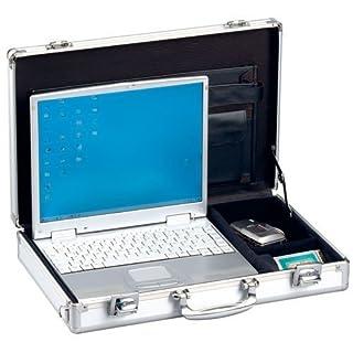 Laptopkoffer im Alu-Design, AluPlus Business >IT< 19