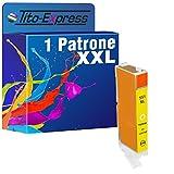 PlatinumSerie® 1x Patrone XXL kompatibel zu Canon CLI-551XL Gelb 12 ml Inhalt Tintenstrahldrucker