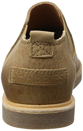 Shabbies Amsterdam Shabbies Chelsea Boot / Halbschuhe, Bottes courtes Chelsea femme Beige (Light Brown)