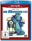 Die Monster Uni  (+ BR) [3D Blu-ray]