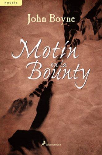 Motín en la Bounty (Novela)