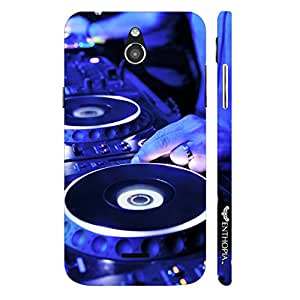 Infocos M2 The Tiesto Style designer mobile hard shell case by Enthopia