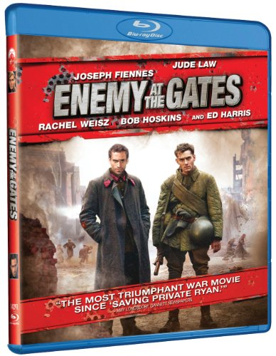 Enemy At The Gates [Blu-Ray] [US Import]