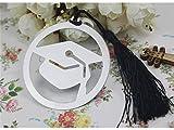 PanpA Journal intime 3 Pcs Métal Marque-page Doctor Hat Forme Signet pour les fournitures de bureau de l'école