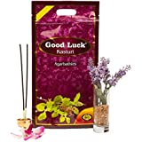 Cycle Pure Agarbathies Good Luck Kasthuri Incense Sticks Pouch - 250 Sticks
