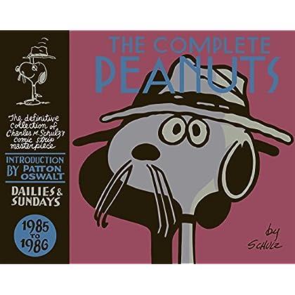 The Complete Peanuts 1985-1986 : Volume 18