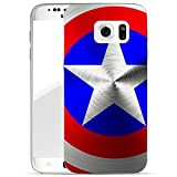 158cce4e2ca FINOO | Samsung Galaxy S6 Hard Case Funda De Móvil con diseño | Cover Funda  Premium