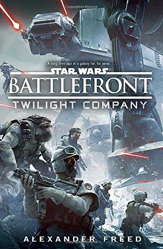 Battlefront: Twilight Company (Star Wars) por Alexander Freed