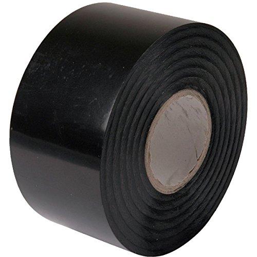 Bande de protection lg 33 m larg 50 mm noire denso pe rouleau 904575