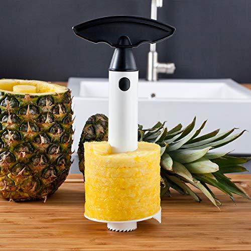Tomorrow`s Kitchen (bislang Vacu Vin) Ananasschneider -das original