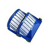 Ersatz-Zubehör ,Amcool 2pc Pack Filter für Irobot Roomba 500 551 552 564 580 5 630 650 Serie