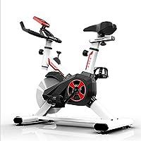 Preisvergleich für Melodycp Flywheel Glätteisen Fahrrad Spinning Gym Pedal Indoor Aerobic Haus Fitness Fahrrad Computer liest die Geschwindigkeit, die Distanz und die Zeit