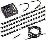 Aqua Computer Quadro PWM Lüftersteuerung mit Ambient/Hintergrundbeleuchtung für Monitore
