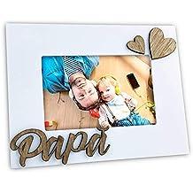 April Portafotos Personalizados con la Imagen y el Texto Que Quieras (Portafotos Papa)