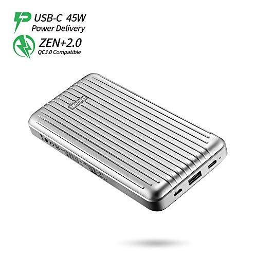Zendure 20100mAh - USB C PD + QC 3.0