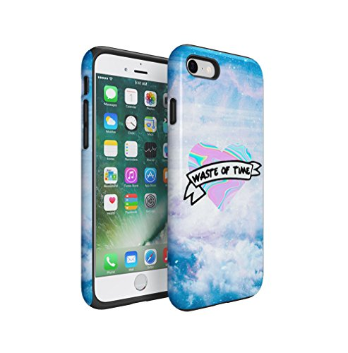 waste-of-time-holographic-tie-dye-heart-stars-space-apple-iphone-7-silicone-inner-outer-hard-pc-shel