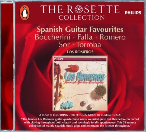 Preisvergleich Produktbild Spanish Guitar Favourites