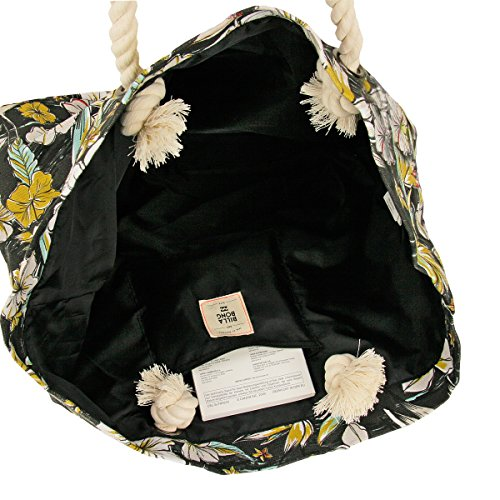 G.S.M. Europe - Billabong Damen Tasche Essential Bag Black Sands