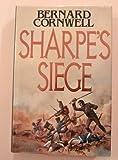 Cover of: Sharpe's Siege | Bernard Cornwell