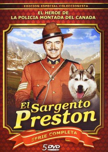El sargento Preston - Complete Series 1 [5 DVDs] [Spanien Import]