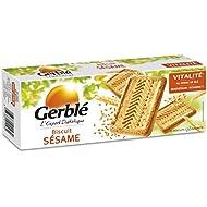 Gerblé - Biscuits Au Sésame, Génération Active - (Prix Par Unité ) - Produit Bio Agrée Par AB
