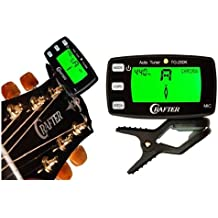 Crafter tG200K (nouveau modèle accordeur pour guitare accordeur chromatique clip-on