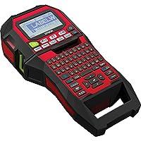 Epson LabelWorks LW-Z900FK QWERTY Transferencia Térmica 360 x 360DPI Negro, Rojo - Impresora de Etiquetas (Transferencia Térmica, 360 x 360 dpi, 35 mm/s, 2,7 cm, LCD, Alámbrico)