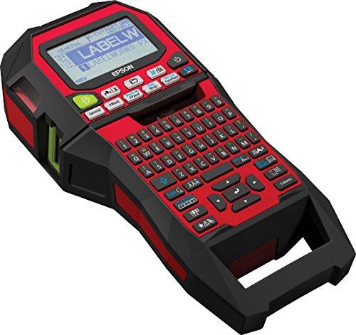 Dpi Etikettendrucker (Epson LabelWorks LW-Z900FK Qwertz Wärmeübertragung 360 x 360 DPI Etikettendrucker)