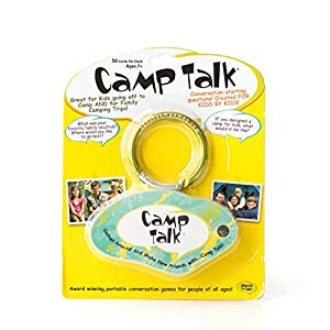Camp Talk [With Clip] (Around the Table Games)