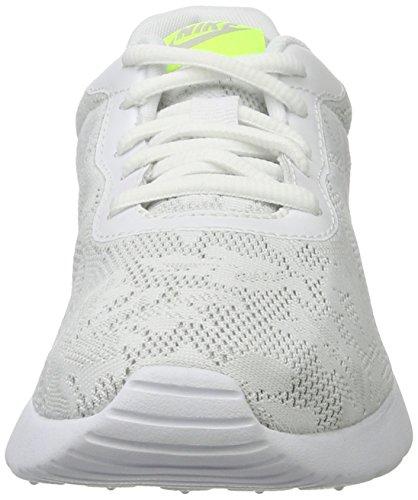 Nike 902865, Scarpe da Ginnastica Basse Donna Multicolore (Blanco / Platino)