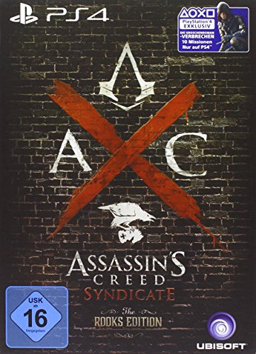 Assassin's Creed Syndicate - The Rooks Edition - [PlayStation 4] (Spiel Assassins Creed Unity Ps4)