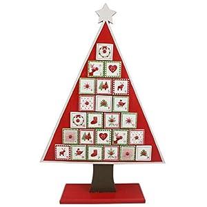 Tannenbaum Adventskalender Holz.Adventskalender Holz Zum Selbstbefüllen Dein Haushalts Shop