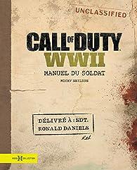 Call of Duty WWII - Manuel du soldat par  Collectif