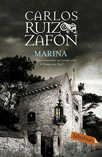 Marina (LABUTXACA) por Carlos Ruiz Zafón